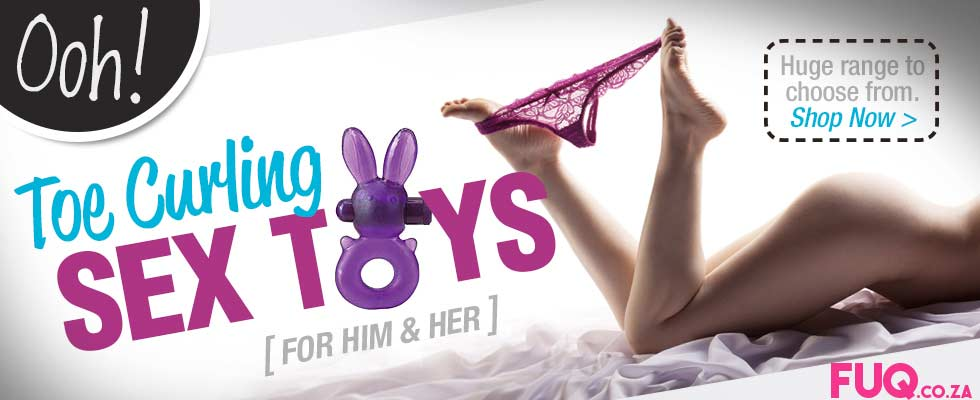 FUQ - Sex Toys Shop online delivery in South Africa